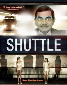 Funny photo effects Create Shuttle poster - PhotoFaceFun