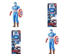 Captain America Figure Large Toy Avengers Top Quality ORIGINAL Figure shield NEW #Avengers