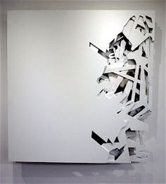 Backslash Gallery is a contemporary art gallery based in Paris Art Sculpture, Abstract Sculpture, Wall Sculptures, Art Mural 3d, 3d Wall Art, Contemporary Art Gallery, Contemporary Abstract Art, Art Concret, Illustration
