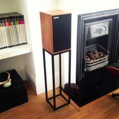 Beautiful Harbeth P3ESR Speakers / Loudspeakers in Cherry / Boxed, Immaculate | eBay