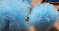 Il tulle lo amo in generale, un fiocco, una gonna tutto se fatto di tulle richiama alla memoria la magia delle favole così pens...