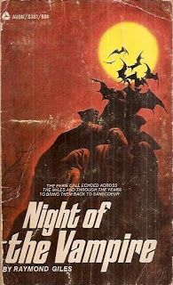 Too Much Horror Fiction: Avon Books Horror Paperback Cover Art by Hector Garrido
