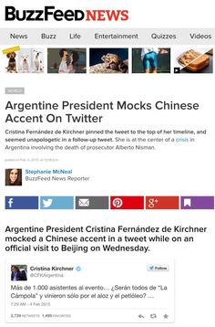 #QPO en china aporte de Cristina Fernandez de Kirchner