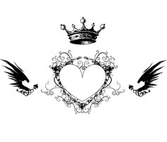 Image result for crowns with wing pics