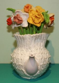 Congratulations to all the Winners, 2015   The Tea Cosy Competition winner for 2015 is Anne Saunders of Scoresby with her wonderful vase of...