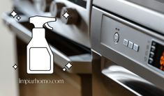 7 Ideas De Limpiar Horno Con Productos Químicos Limpiar Horno Limpiar Horno