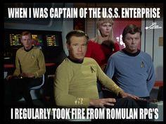 William Shatner, DeForest Kelley, Jim Goodwin, and Grace Lee Whitney in Star Trek Star Trek 1966, Star Trek Tv, Star Trek Ships, Star Trek Original, Brian Williams Memes, Star Trek Bridge, United Federation Of Planets, Opening Credits, Starship Enterprise
