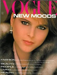 Catherine Oxenberg - VOGUE 1980's