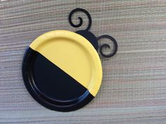 Bumble Bee Birthday Baby Shower Decoration What Will It BEE Tableware Plates Set Party
