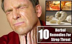 Herbal Remedies For Strep Throat