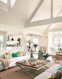 La casa de la bahía · ElMueble.com · Casas