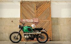 #BMW R100 / 7, Oak by La Raiz Motorcycles Featured on www.motorivista.com