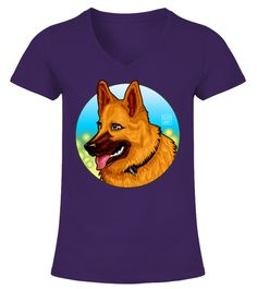 # German Shepherd Dog Illustration .  168 sold towards goal of 1000Buy yours now before it is too late!Secured payment via Visa / Mastercard / PayPalHow to place an order:1. Choose the model from the drop-down menu2. Click on 'Buy it now'3. Choose the size and the quantity4. Add your delivery address and bank details5. And that's it!NOTE: Buy 2 or more to save yours shipping cost
