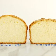 Achieve pound cake perfection by understanding the ingredients and mixing methods of cake batter-or just get a really great pound cake recipe.