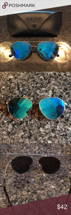 d0ad8234619 Shop Women s Diff Eyewear size OS Sunglasses at a discounted price at  Poshmark.