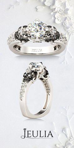 70 Best Skull Wedding Ring Images Skull Wedding Ring Skull
