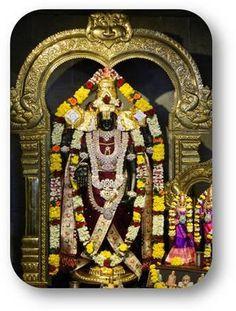 Daily Darshan (20-07-13) Sri Balaji @ISKCONNVCC, Pune