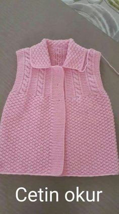 Friedensstraßenleben wert Hobbys - My CMS Baby Cardigan Knitting Pattern, Easy Knitting Patterns, Knitting For Kids, Crochet For Kids, Knitting Designs, Baby Knitting, Knit Baby Dress, Crochet Baby Clothes, Baby Sweaters