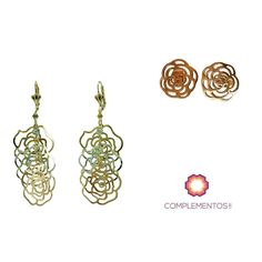 Rose charming Contactanos : 809 853 3250 / 809 405 5555 Delivery  Envoltura disponible   #newarrivals #available #shine #bright #earrings #glam #autumn #accesories #byou #becomplete