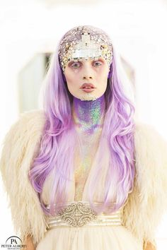 Blizzard Disco Make-up Creation Demonstrated at Illamasqua Beak Street Store After winning the Illamasqua Distinction in Make-up Artistry Awards I was kindly asked by Illamasqua to do a live make-up...