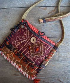 BROOKE BAG  NOMADIC BAG by nomadicbags on Etsy