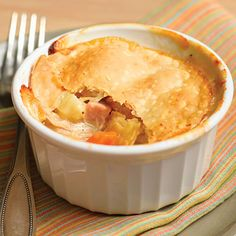 Ham Pot Pie (and 17 other recipes)!