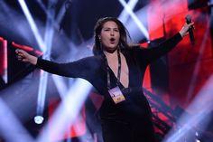 "Molly Petterson Hammar at Melodifestivalen 2016: ""When I party, I go hard!"""