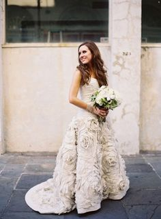 Gorgeous Modern Elegant New Orleans Wedding by Tec Petaja 2