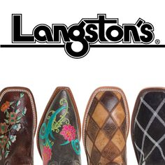 Langston's Western Wear - Win any pair of Anderson Bean, Macie Bean, or Horsepower Boots! 12/2/13