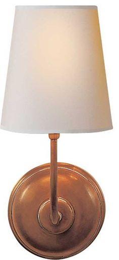 Vendome Single Sconce - Circa Lighting - $189.00 - domino.com