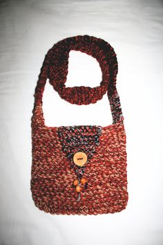 OOAK Bohemian Hippie Bag. Handmade Ash Wood Button Closure . Crochet . Handmade in the Heart of Rural France. Spidertree Emporium on Etsy https://www.etsy.com/shop/SpidertreeEmporium #plannerbag #handbag #crochetbag #festivalbag #glastonbury #hippiebag #bohemianbag #bohobag #hipsterbag #woodbuttons #handmadebag #recycledbag