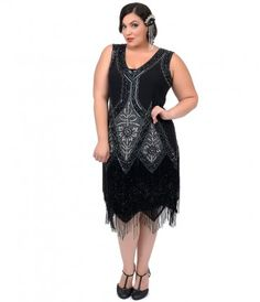 Shop early so you won't miss out on this beauty! This is an amazing reproduction flapper dress that is simply stunning....Price - $398.00-gZObkysg