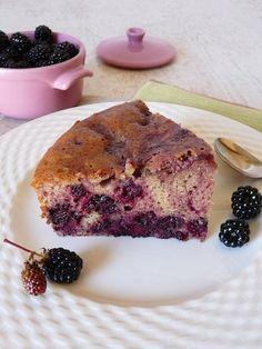 Si vous avez l'occasion de cueillir de délicieuses mûres en cette fin d'été, régalez-vous avec ce gâteau sans gluten campagnard aux mûres et à la farine de sarrasin. Un pur délice!