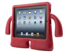 Funda  iGuy de Speck para que el iPad sea indestructible a manos de los peques.