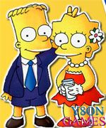 Bart and lisa the best brothers.