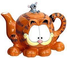 Garfield Teapot