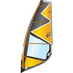 Aerotech Sails 2017 Charge 6.2m Orange Windsurfing Sail