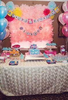 Cinderella birthday party  #Cinderella