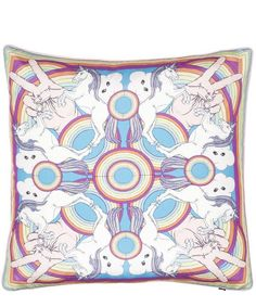 Cosmic Groovy Cushion | Liberty London