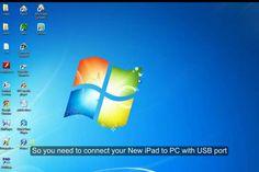 How to transfer dvd movie to iPad New Ipad, Videos, Usb, Books, Movies, Libros, Book, Films, Film Books