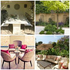 ... voor tuinidee kleine tuin  Tuin ideeen  Pinterest  Tuin and Search