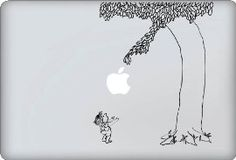 Giving tree decal