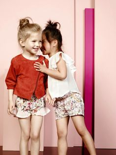 #Cacharel #ss14 #collection #kidsfashion #childrenwear