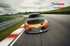 #SWEngines Nissan 350Z TT.Brent Metro's Stroked Z Flexes 777 whpAt first glance.