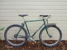 Handlebar Conversion to the Jones Loop-H Bar Handlebars for Adventure Bike Touring