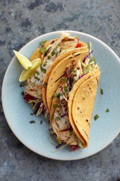 fish tacos | www.partyista.com