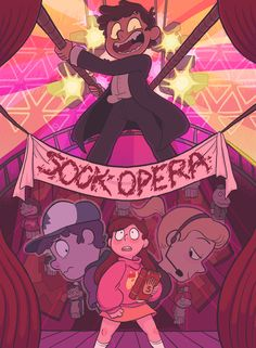 "DAY 6, Entry #1 ""SOCK OPERA"" ✂ - halfys ""Dipper! This sock crisis just bumped up to code argyle! The laptop can wait!"" ""Mabel, do you seriously think that your random crush of the week is more..."