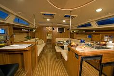 Show me your sailboat's interior - Page 13 - SailNet Community