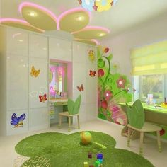 Beautiful  F0 9f 98 8d F0 9f 98 8d F0 9f 98 8d Bedroom Ceiling Big Girl Bedrooms Girls Bedroom Garden Bedroom