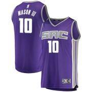 #NBAStore.com - #NBAStore.com Men's Sacramento Kings Frank Mason III Fanatics Branded Purple Fast Break Road Replica Player Jersey - AdoreWe.com